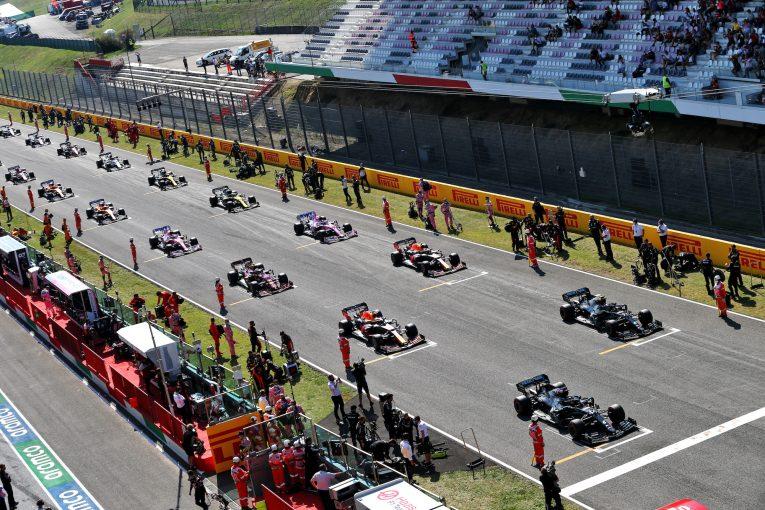 F1   再浮上したF1リバースグリッド案にFIA会長とベッテルが反対を表明