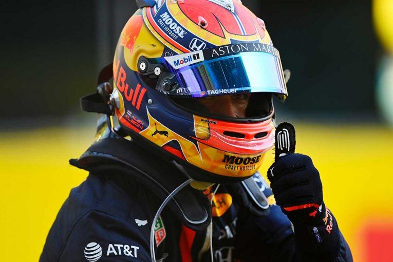 F1 | 【F1第9戦無線レビュー(2)】待望の初表彰台を獲得したアルボン「僕を使い続けてくれて、ありがとう」