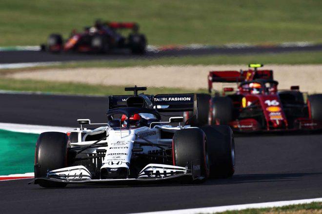 F1 | アルファタウリ・ホンダF1コラム:ガスリーは勢いを持続できず。7位クビアトは今季ベストレース