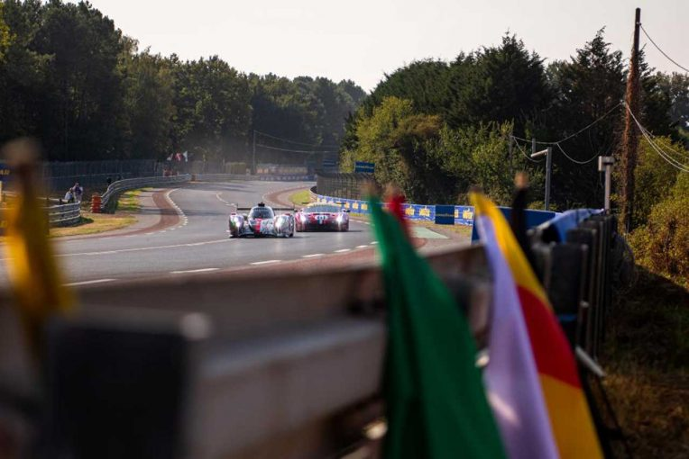 ル・マン/WEC   【タイム結果】第88回ル・マン24時間レースFP3/ナイトセッションは3号車レベリオンがトップタイム