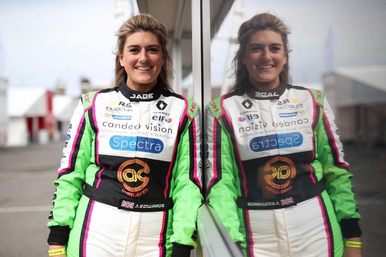 BTCC:女性ドライバーのジェイド・エドワーズが初参戦へ。ボクスホールをドライブ