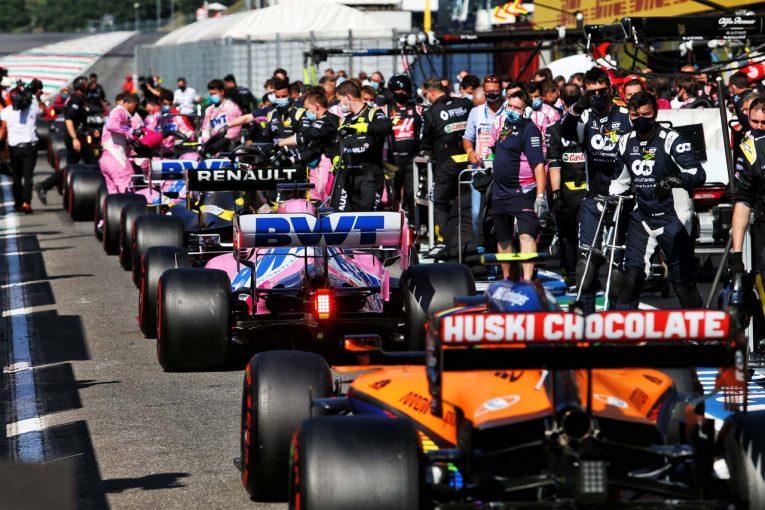 F1 | F1 Topic:【近年稀に見る2戦連続の赤旗中断であらためて考える規則の形】赤旗中のタイヤ交換によるメリットとデメリット