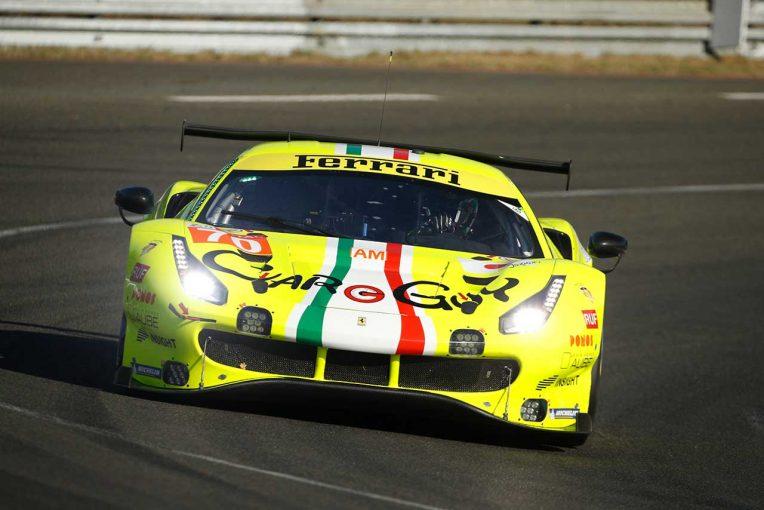 ル・マン/WEC   【タイム結果】第88回ル・マン24時間レースFP4/1号車レベリオンがトップタイムを記録
