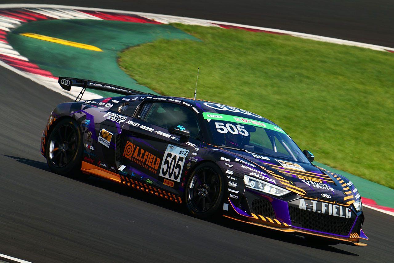 A.T.FIELD Audi R8 LMS GT4