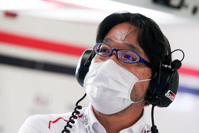 村田チーム代表は、トヨタのWEC育成ドライバーである山下健太のタイムも、横目で追っていたという。