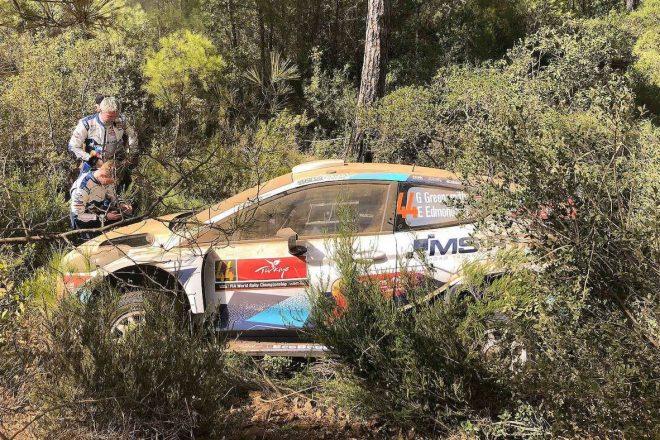 ガス・グリーンスミス(フォード・フィエスタWRC) 2020WRC第5戦トルコ