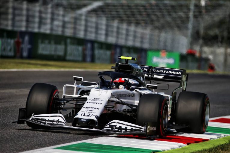 F1   イタリア2連戦はガスリー&クビアトが躍動。優勝には「PU側も貢献できた」と嬉しさ語る/ホンダ本橋CEインタビュー