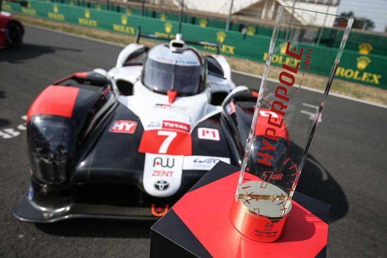 ル・マン/WEC | WEC:トヨタ7号車小林可夢偉がPP獲得。4年連続ポールスタートから3連覇を目指す