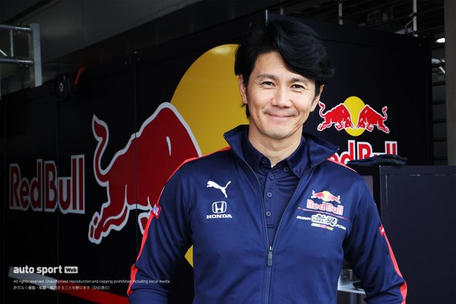 2020年Red Bull MOTUL MUGEN NSX-GT 中野信治監督