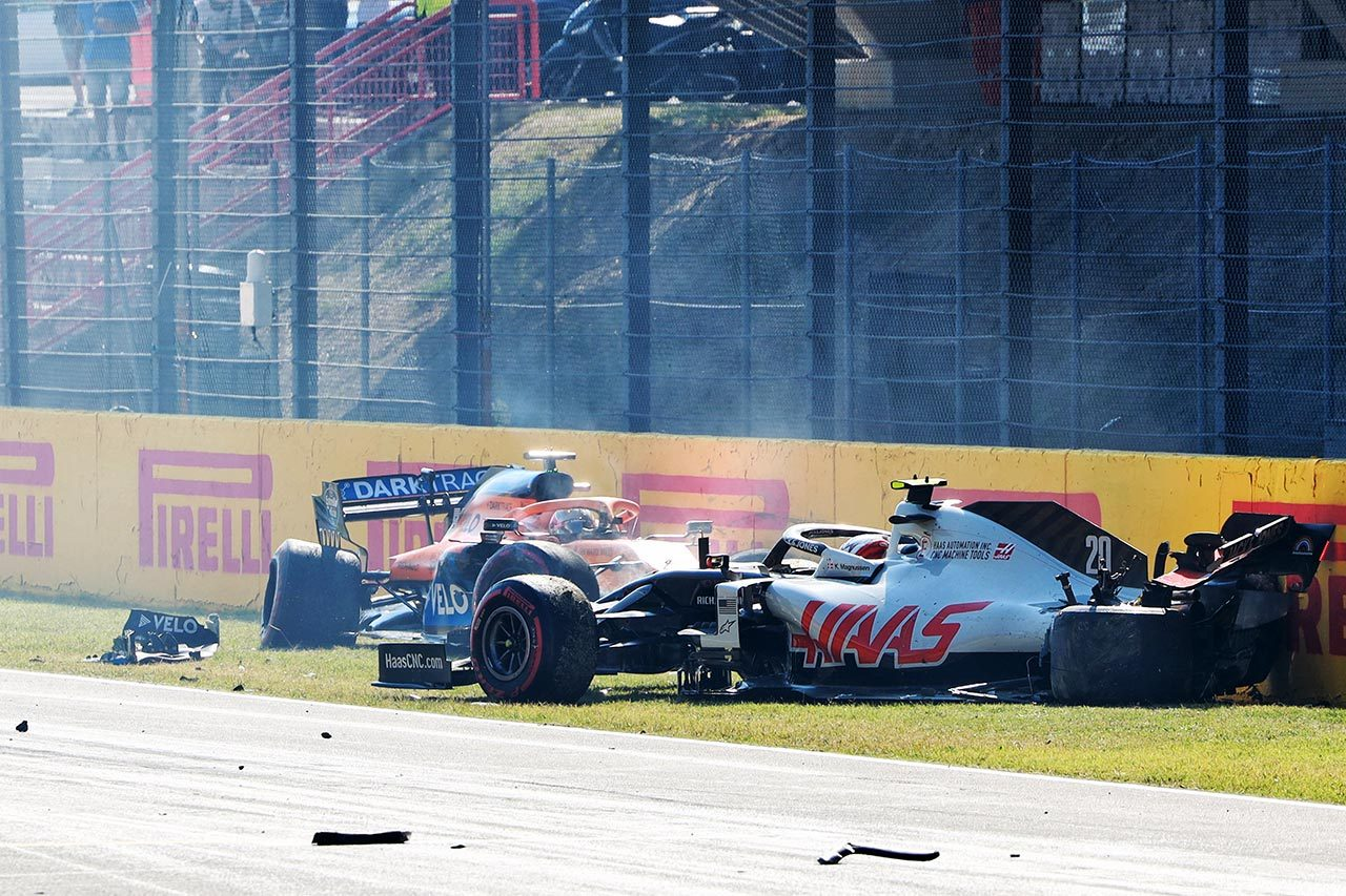 2020年F1第9戦トスカーナGP決勝