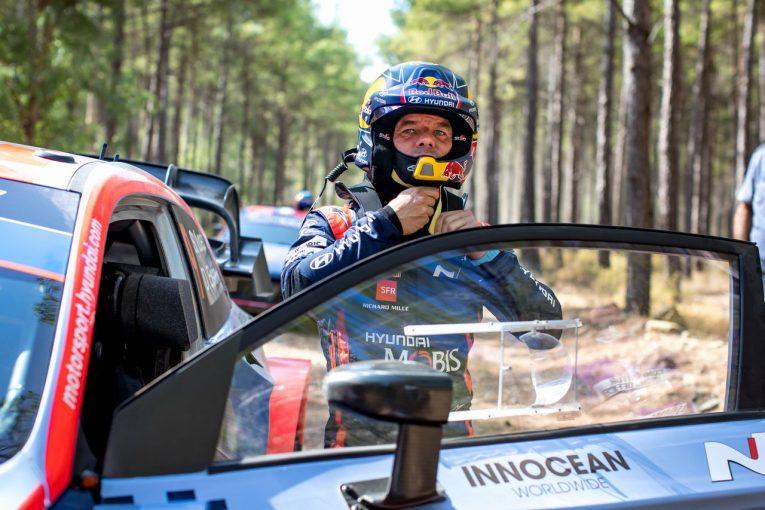 ラリー/WRC | 元王者ローブ「首位に立てるとは予想していなかった!」/WRC第5戦トルコ デイ1後コメント