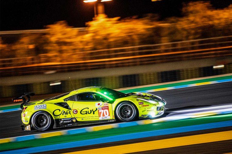 ル・マン/WEC | アジアン・ル・マン:CARGUY RACINGが参戦断念「『レースの炎』が消えることはない」