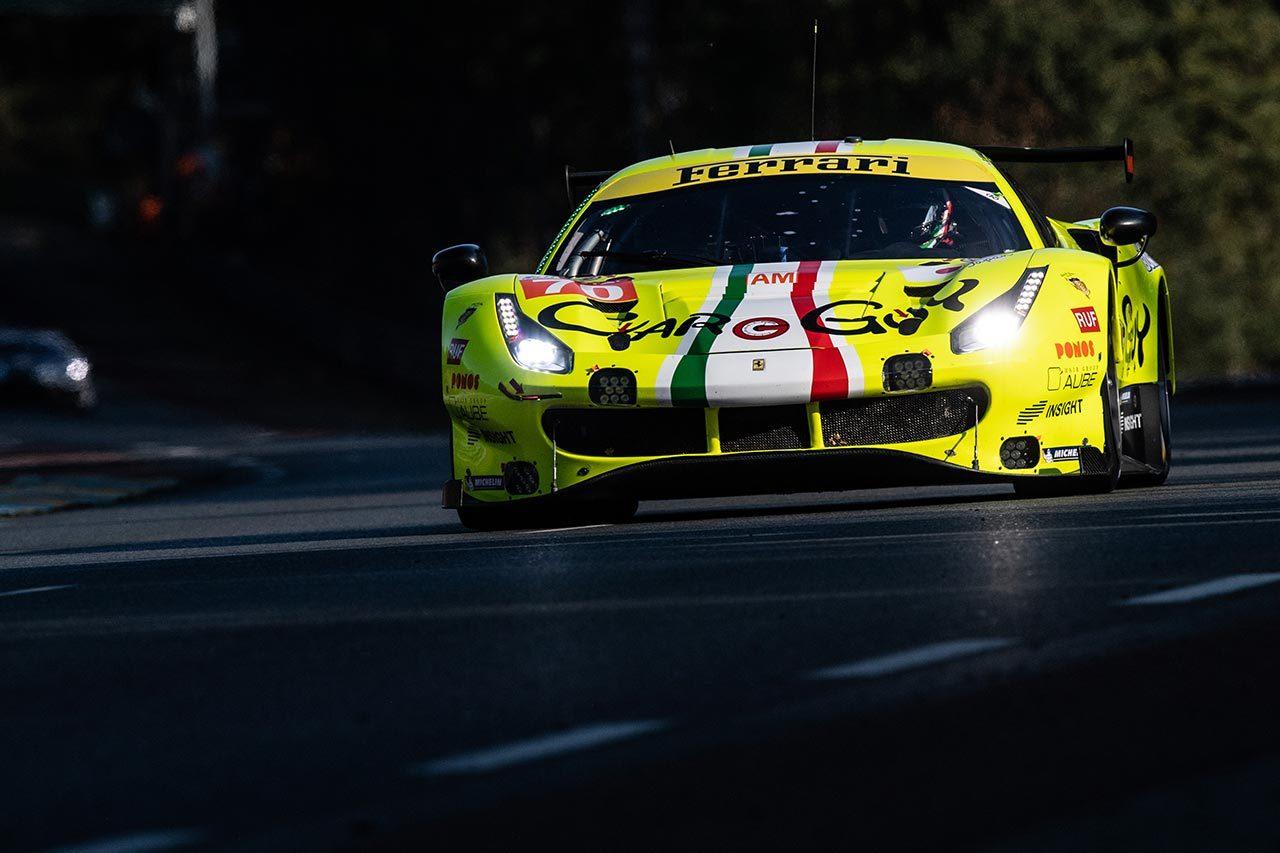 ル・マン24時間:CARGUY RACING、予選までは順調な仕上がり「僕たちは決勝に強み」