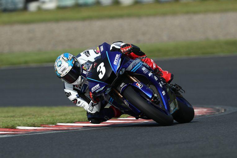 MotoGP | 野左根航汰が2戦連続ダブルポール獲得。中須賀は2番手スタート/全日本ロード第3戦オートポリス JSB1000予選