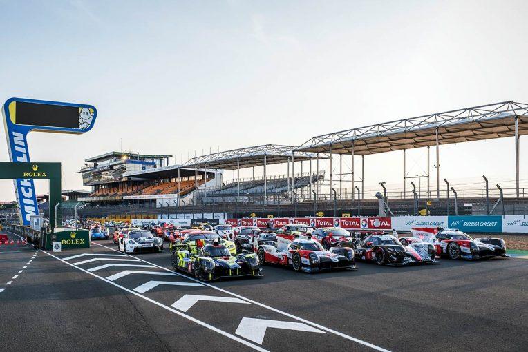 ル・マン/WEC | 【タイム結果】第88回ル・マン24時間ウォームアップ/ダンプコンディションでトヨタ8号車が首位
