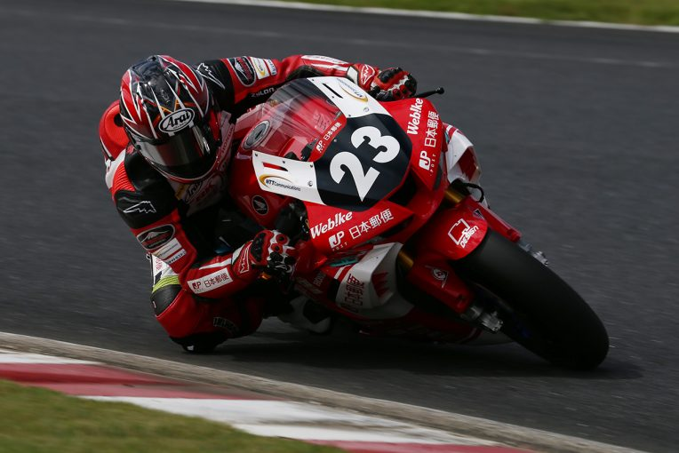 MotoGP | 高橋裕紀が2戦連続ポール獲得。ホンダが最前列独占/全日本ロード第3戦オートポリス ST1000予選