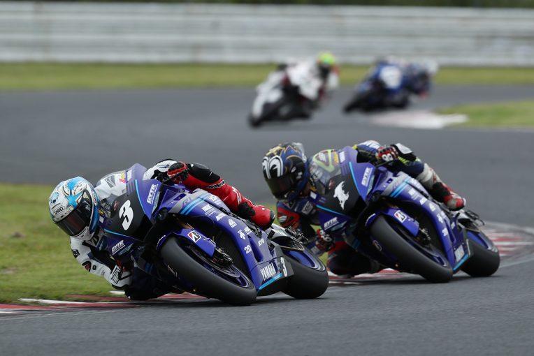 MotoGP | 激しい首位争いのなか赤旗で終了。優勝はヤマハの野左根航汰/全日本ロード第3戦オートポリス JSB1000レース1