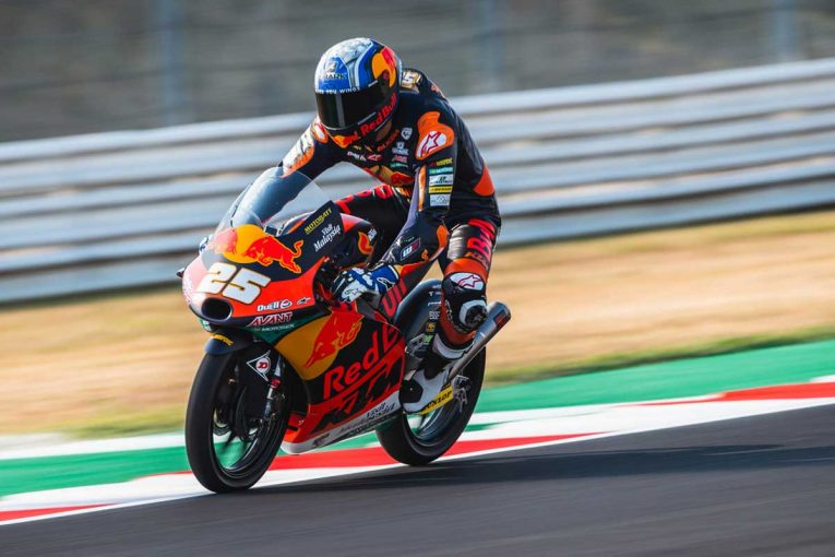 MotoGP | 【順位結果】2020MotoGP第8戦エミリア・ロマーニャGP Moto3予選総合