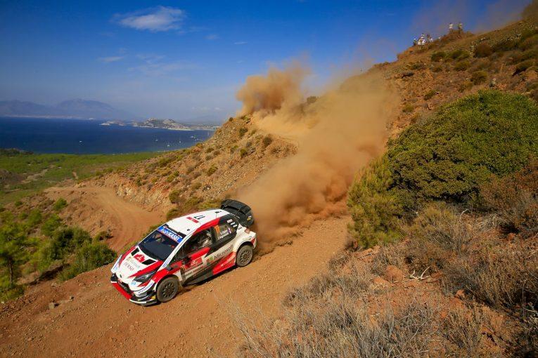 ラリー/WRC | 【順位結果】2020年WRC第5戦トルコ SS8後