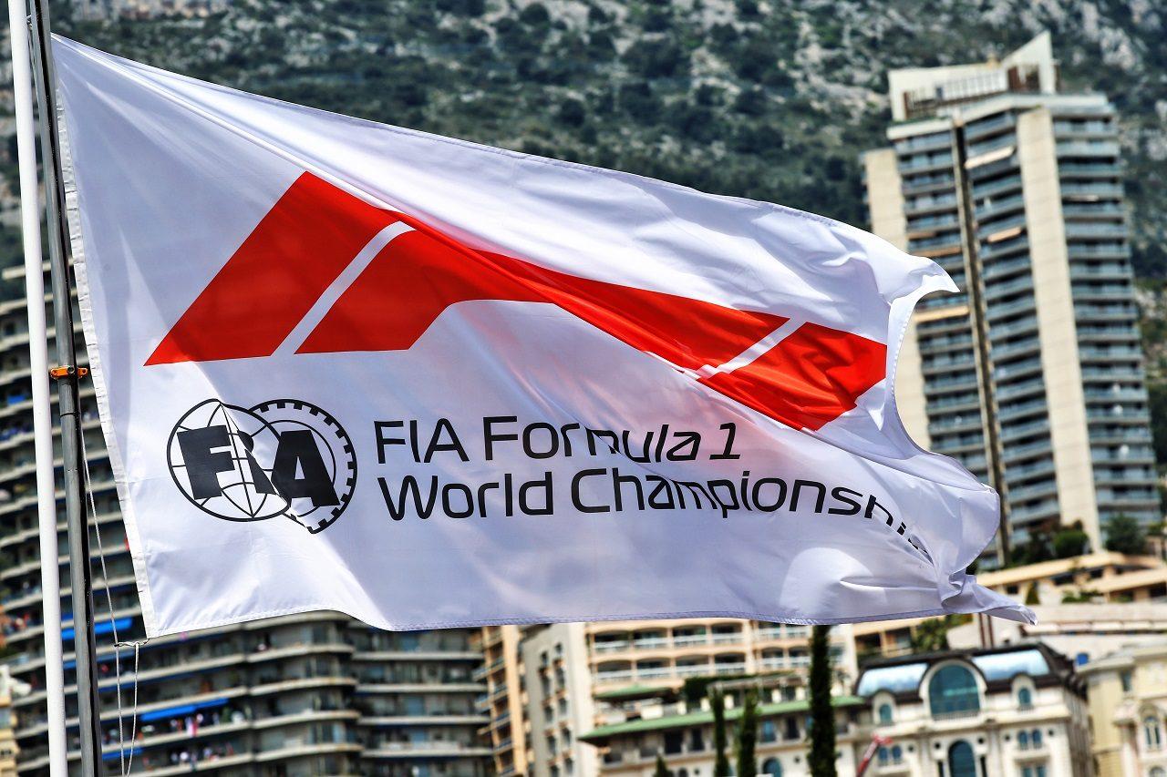 F1のフラッグ