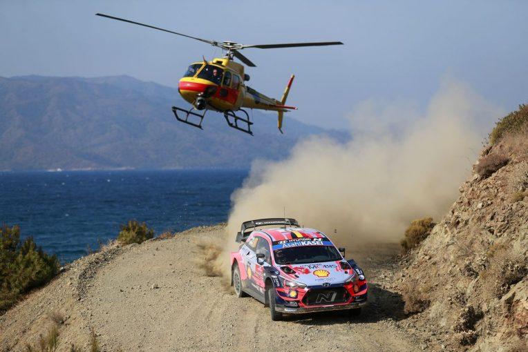 ラリー/WRC   WRCトルコ:ふたりのセバスチャンが同タイム2番手。首位ヌービルは独走で最終日へ