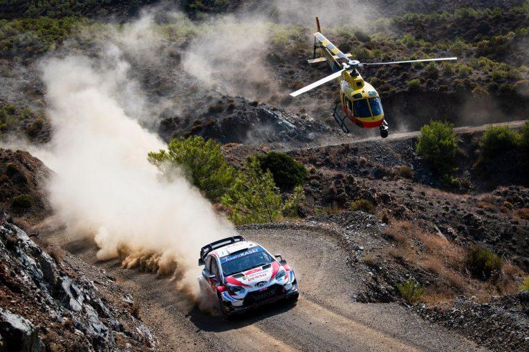 ラリー/WRC | トラブルで首位陥落のオジエ「午前中は良い展開だったが…」/WRC第5戦トルコ デイ2後コメント