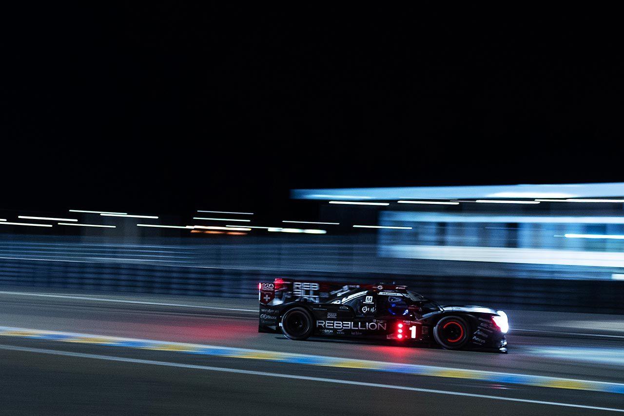 ル・マン24時間:首位走行の7号車トヨタにターボトラブル。8号車首位、レベリオン勢が追う