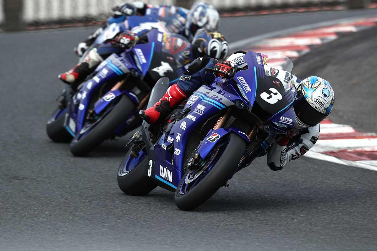 全日本ロードレース選手権第3戦オートポリス JSB1000 レース2