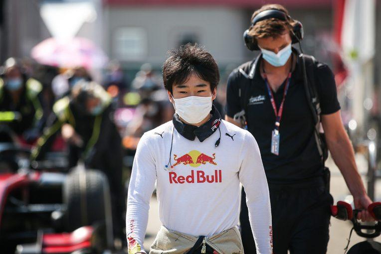 海外レース他 | 角田裕毅「レース直後は心が折れそうだった」無得点で選手権6位に後退。終盤3大会で逆転目指す/FIA-F2第9戦