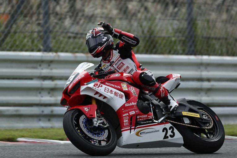 MotoGP | 高橋裕紀がライバルを寄せ付けず2連勝/全日本ロード第3戦オートポリス ST1000 決勝