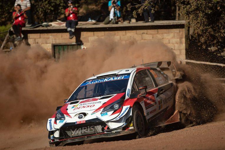 ラリー/WRC | WRCトルコ:最終日に大波乱! 前日4番手のエバンスが逆転優勝。凶悪ステージが上位陣に牙をむく