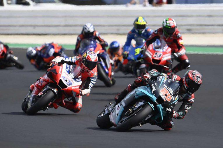 MotoGP | 【ポイントランキング】2020MotoGP第8戦エミリア・ロマーニャGP終了時点