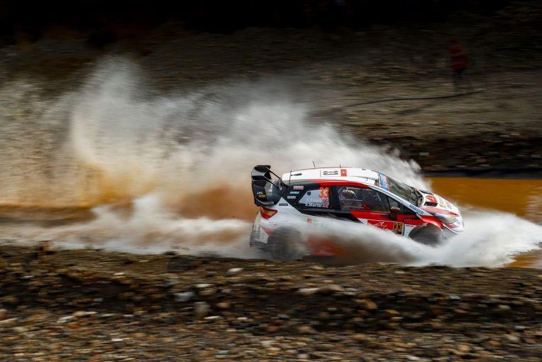 ラリー/WRC | WRCトルコ:サバイバルラリー走破のエバンスが今季2勝目。トヨタは両選手権で首位の座守る