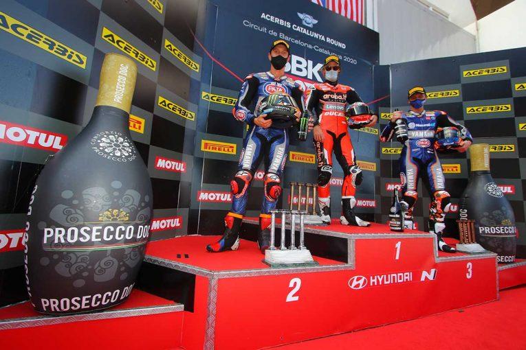 MotoGP | SBK第6戦:レイがレース1を制し9勝目、レース2はドゥカティのチャズ・デイビスが今季初優勝