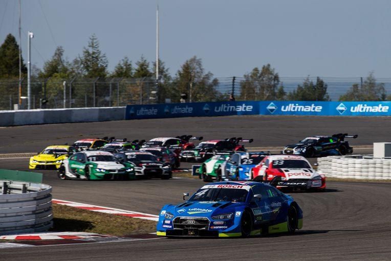 海外レース他 | DTM第6戦ニュルブルクリンク:レース1はフラインスが連勝を飾りランクトップのミュラーを猛追