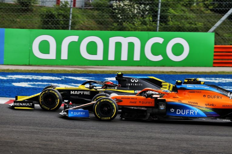 F1 | F1中団トップを目指すマクラーレン代表「一貫したパフォーマンスを発揮できないことが今の問題点」