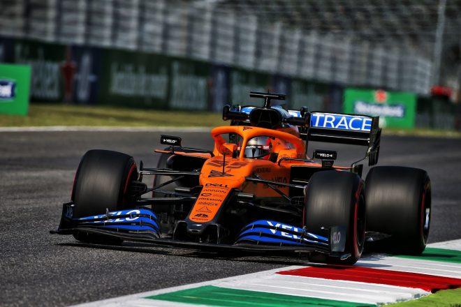 2020年F1第9戦トスカーナGP カルロス・サインツJr.(マクラーレン)
