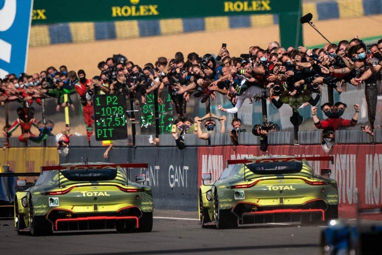 ル・マン/WEC | ル・マン24時間:助っ人加入で優勝のティンクネル、フェラーリとの攻防は「いたちごっこのようだった」