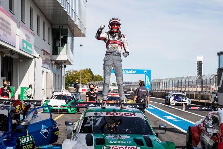 海外レース他 | DTM第6戦ニュルブルクリンク:レース2はミュラーが完勝し、前日のリベンジを果たす