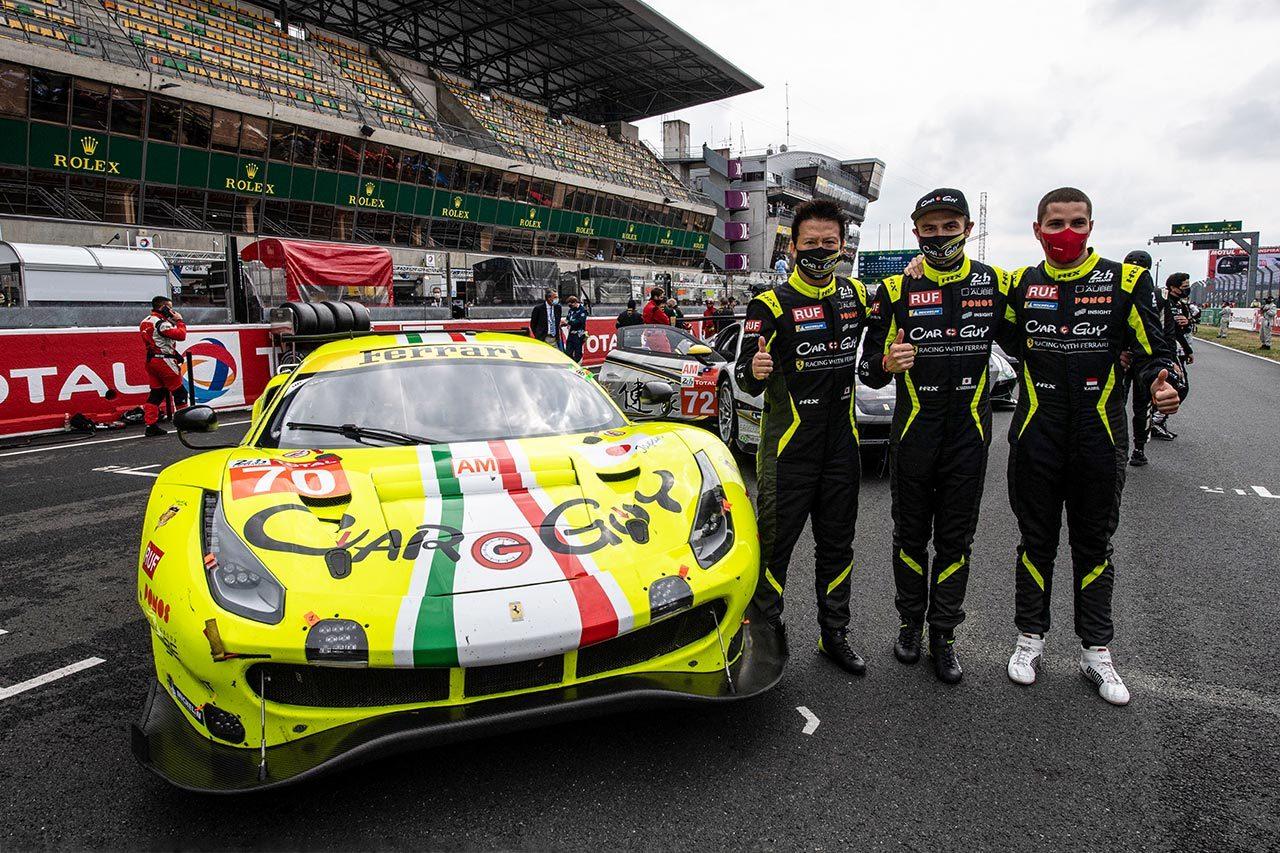 """ル・マン24時間:CARGUY RACING、2年目の挑戦は突然の幕切れも""""目標""""は達成。3年目へプランも"""