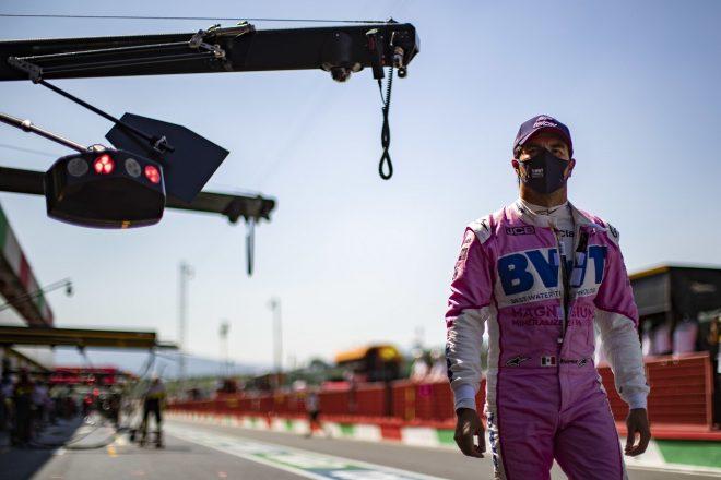 2020年F1第9戦トスカーナGP セルジオ・ペレス(レーシングポイント)