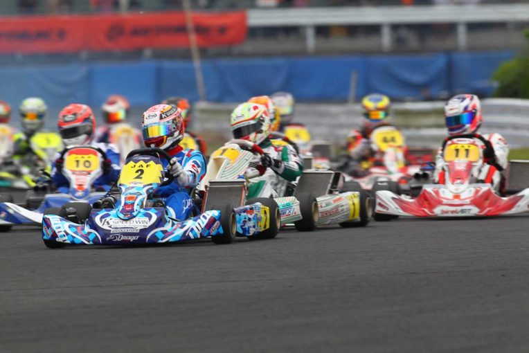 国内レース他 | 2020 オートバックス全日本カート選手権 OKシリーズ 第3戦/第4戦レポート