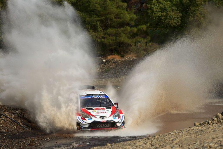 ラリー/WRC | 【動画】2020WRC第5戦トルコ ダイジェスト
