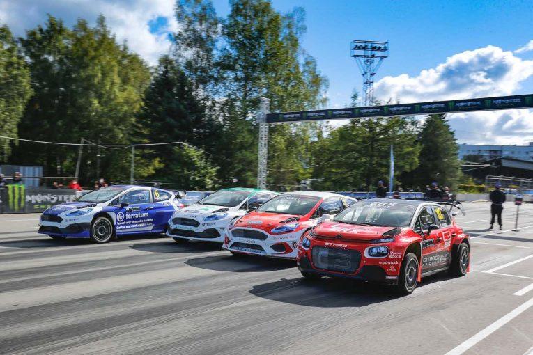 ラリー/WRC | WorldRX第5・6戦:世界王者経験者が勝利をシェア。電動戦は『シトロエンC3 ERX』が初優勝