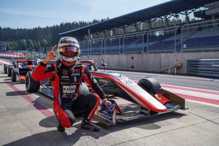 海外レース他   GOLDEX Racing Project 2020ユーロフォーミュラ・オープン第3ラウンド レースレポート