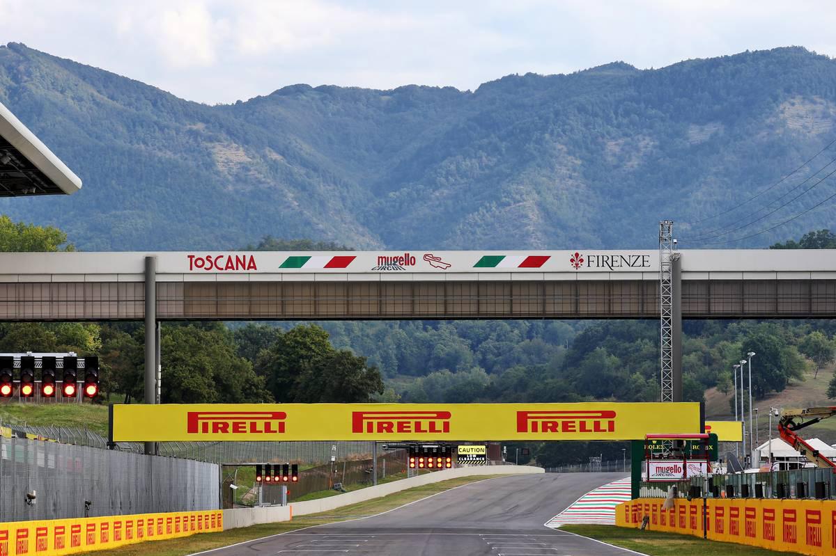 2020年F1第9戦トスカーナGP ムジェロ・サーキット