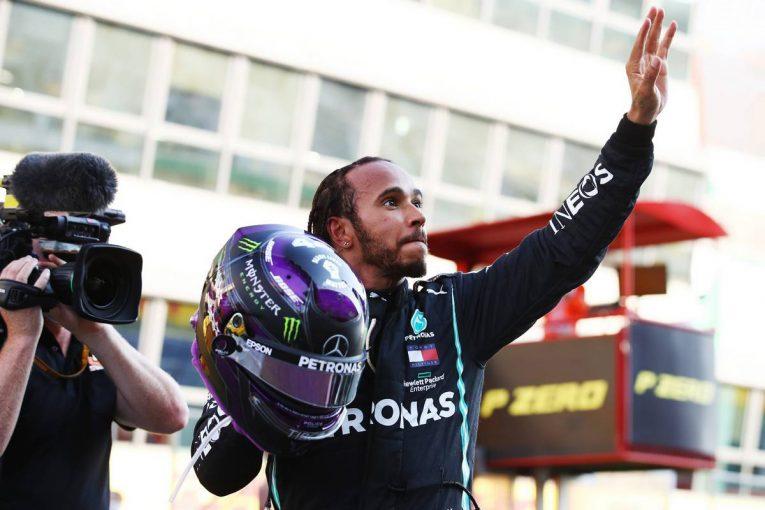 F1 | メルセデスF1のハミルトン、タイム誌の2020年版『世界で最も影響力のある100人』に選出