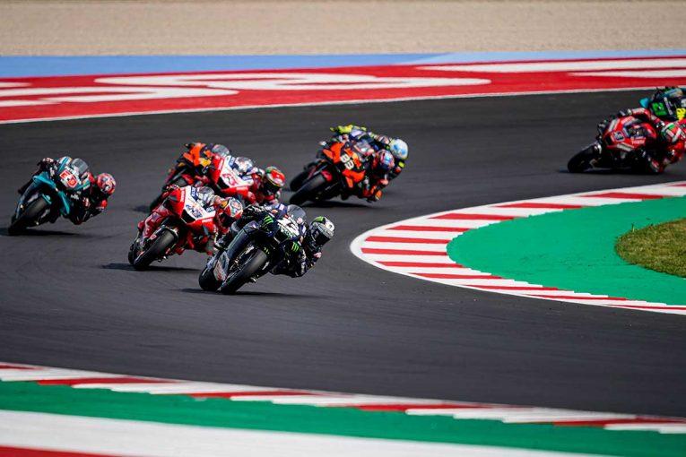 MotoGP   7戦中6人のウイナーが誕生する大混戦。マルケス復帰のタイミングもチャンピオン争いに影響/MotoGP第8戦レビュー