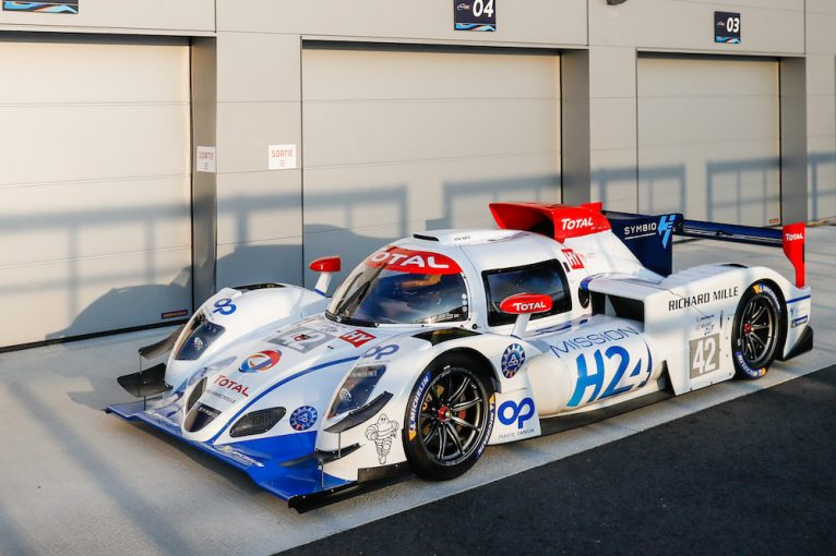 ル・マン/WEC | ミッションH24、ル・マンで新型燃料電池プロトタイプカー『H24』発表。新パートナーも