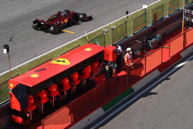 F1 | フェラーリF1のベッテルとルクレール「オーバーテイクが難しいソチでは予選が重要」